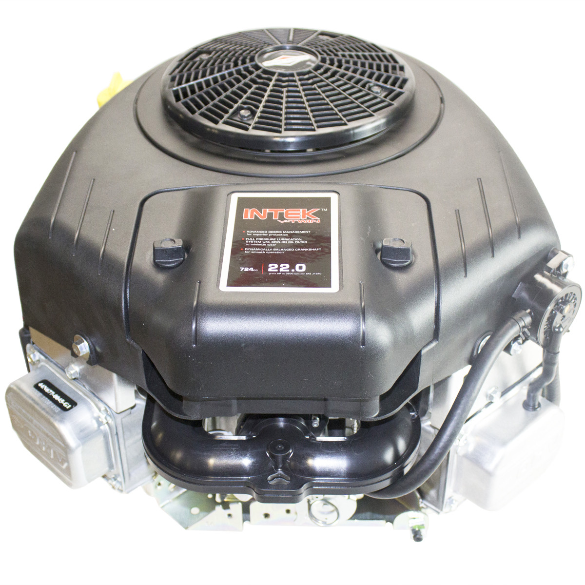 MOTOR BRIGGS'STRATTON 22 INTEK TWIN OHV